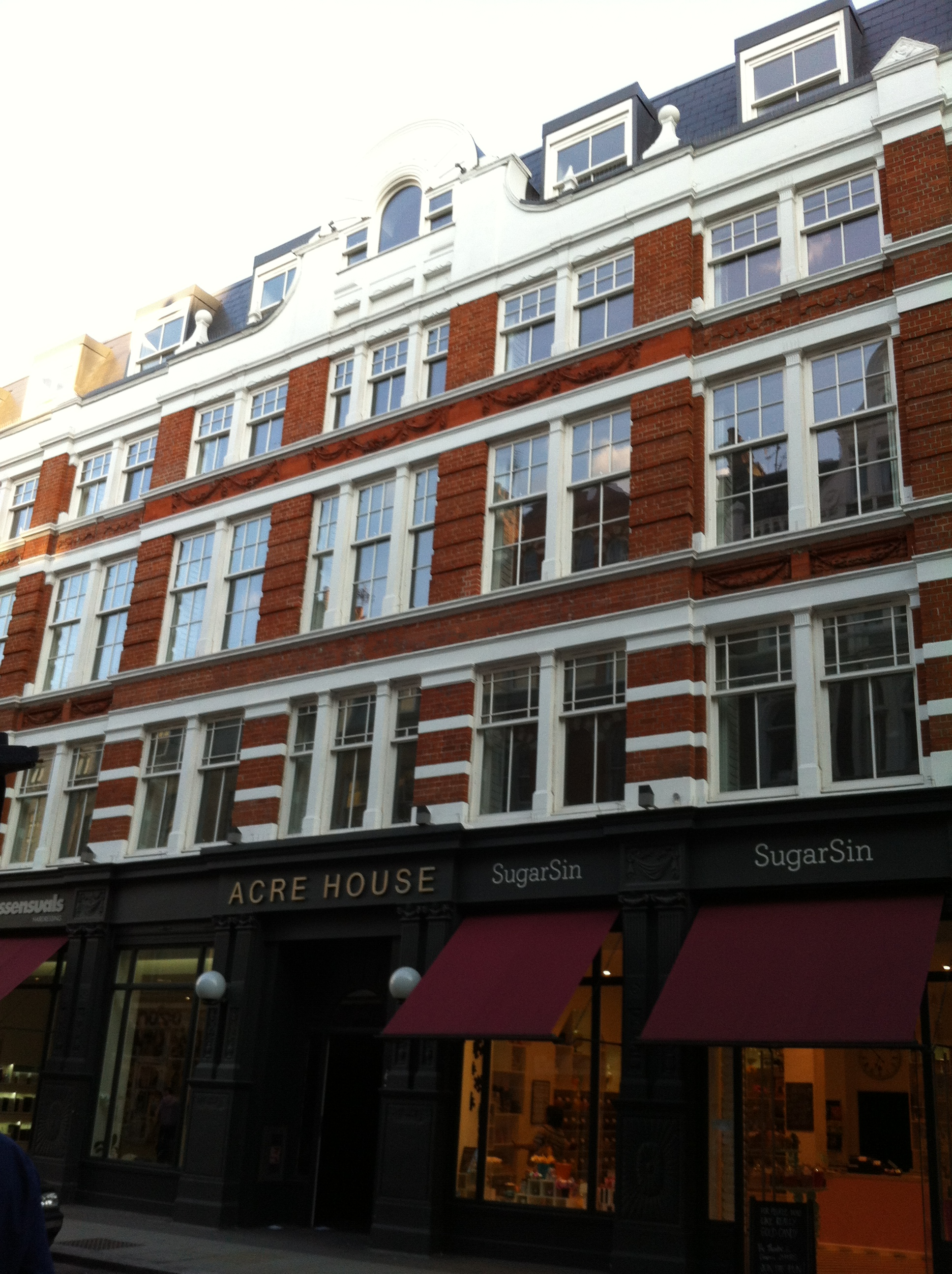 Acre+House,+Long+Acre,+London