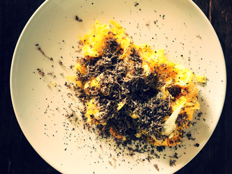Frittata al tartufo