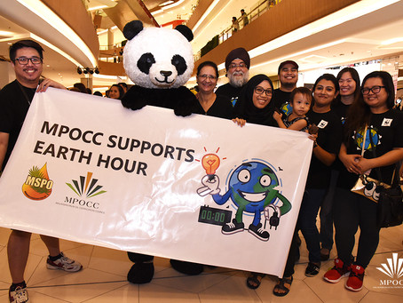 MPOCC Supports WWF Earth Hour Night Walk 2017