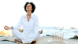 What just 10 minutes a day of meditation does for our mental health...