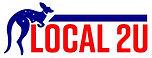 Local 2U Australia marketing, advertising and influencer agency company logo.