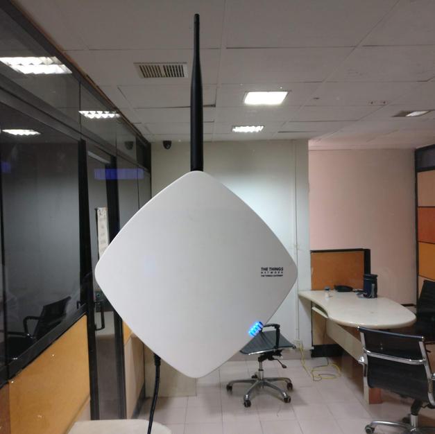 The Things Network LoRaWAN Gateway
