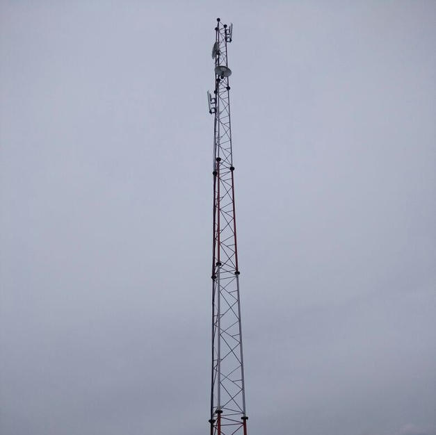 Point to Mulitpoint Wireless Communication for Vizag Port Trust