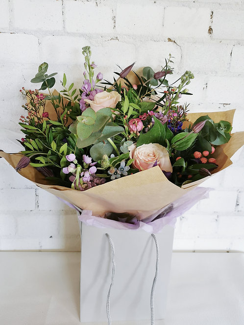 Mother's Day - Gift Bouquet