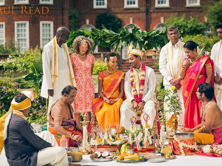 Bekah & Raj's Vibrant Wedding