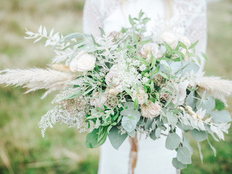 Dried Flowers - The latest trend!