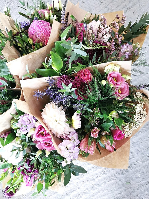 Florist's Choice Wrapped Bunch