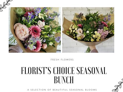 Florist's Choice Seasonal Bunch