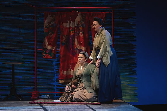 Madama Butterfly at Central City Opera (