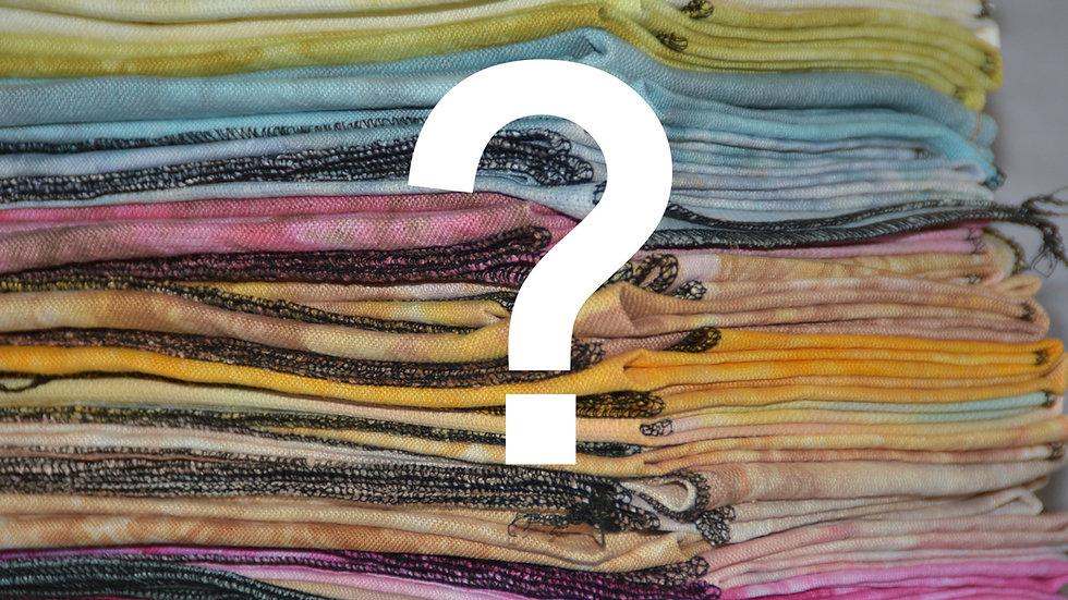 Mystery Fabric - 14 count Aida