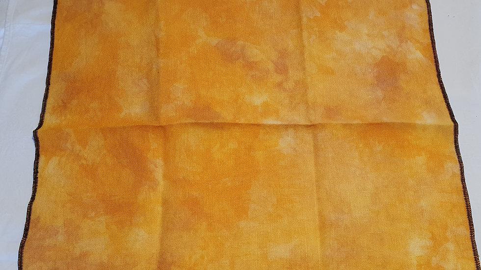 Experimental Dye (O) - 32 count Belfast Linen