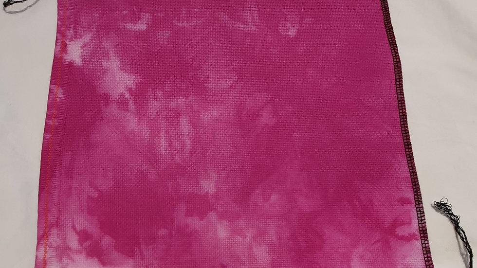 Raspberry - 32 count Belfast Linen