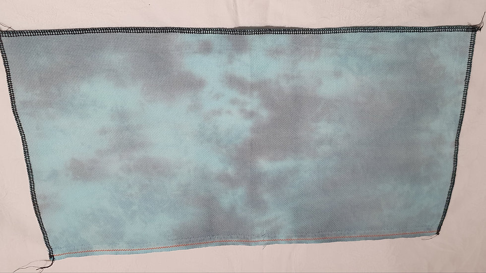 Turquoise - 22 count Hardanger