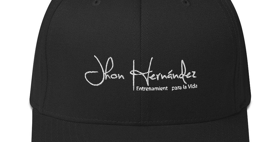 Gorra de sarga estructurada - Jhon Hernández