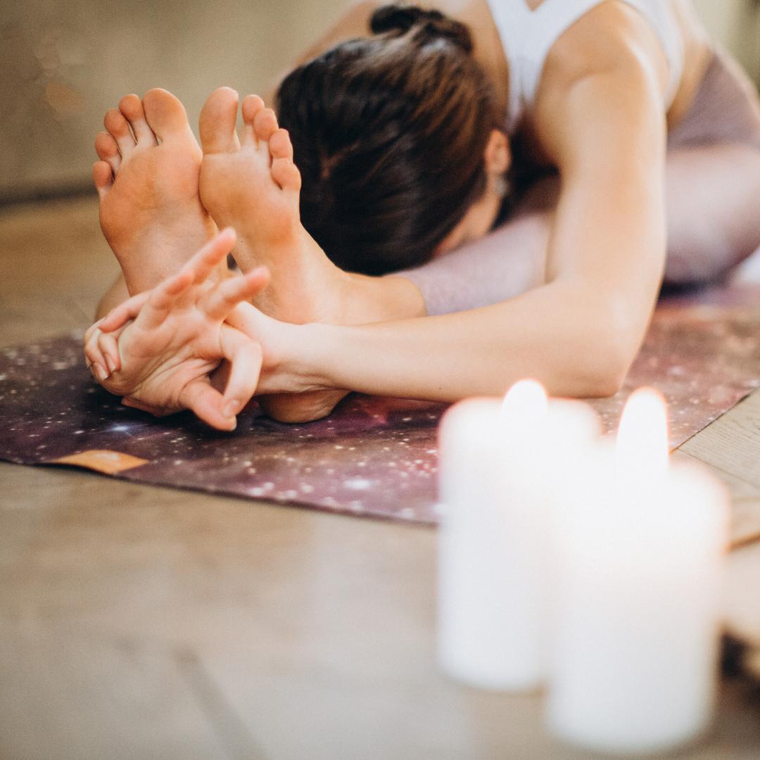 Firecracker Group Yoga at Home