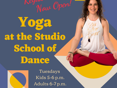 Sign Up for The Studio Classes Today