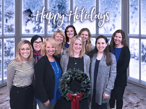 Happy Holidays from the Chez NICU Home team & MOM-LINC Lab