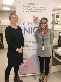 Chez NICU Home Team members