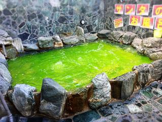 12/23~12/25はサンタさん専用の特別風呂をご用意しています!