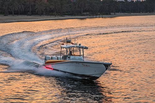 42 SPORT FISHING BOAT