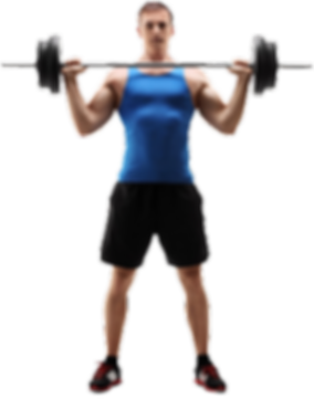 Jeremy Hall Personal Trainer - North Carolina  Train Like A Monster - male work out - weights