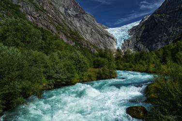 Biksdalsbreen, Norvège / Norway