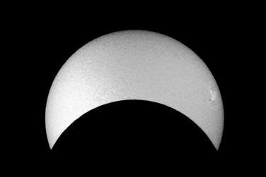 Éclipse solaire du 21 août 2017 / Solar eclipse August 21 2017