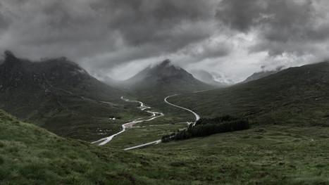 Vallée de Glencoe / Glencoe Valley, Scotland