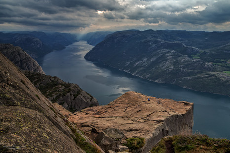 Preikestolen, Norvège / Norway