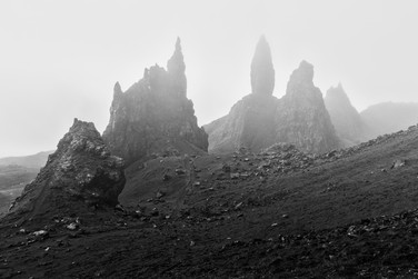 The Old Man of Storr, Scotland