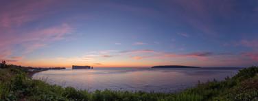 Rocher Percé & Île Bonaventure, Canada.