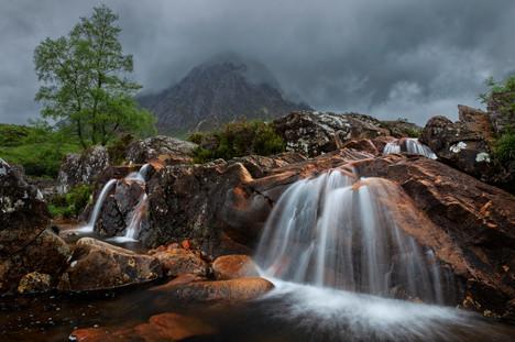 Ben Stob Dearg & Coupall River, Scotland