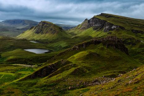 The Quiraing, Scotland