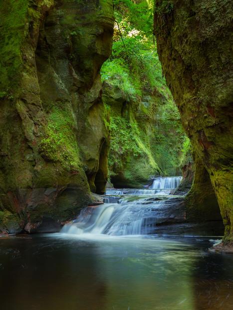 Finnish Glen, Scotland