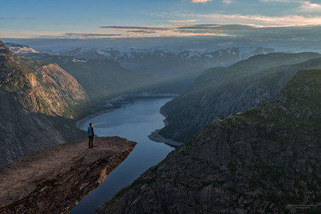 Trolltunga, Norvège / Norway