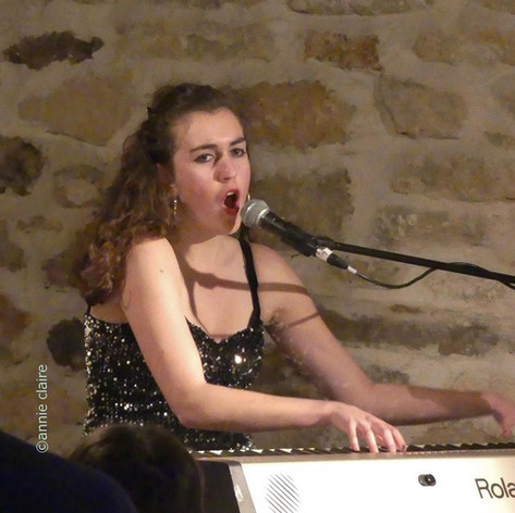 Concert à l'Ogresse