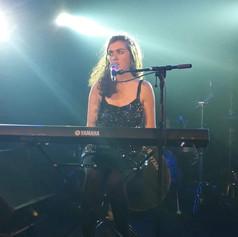 Laurène au Backstage