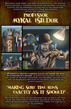 Heirs Of Isildur #1 - Preview 1