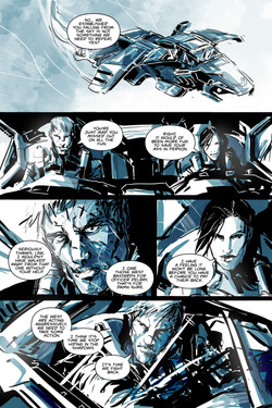 White Cell Inoculation #4 - Preview 3
