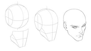 Draw Heads On Any Angle, From Your Imagination