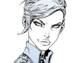 Getting Better (How To Draw Women: Female Heads - PREVIEW)