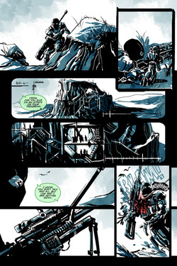 White Cell Inoculation #3 - Preview 1