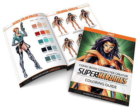 Superheroine Coloring Guide.jpg