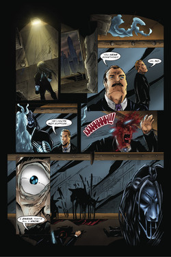 Icepick #1 - Preview 1