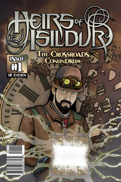 Heirs Of Isildur #1 Cover