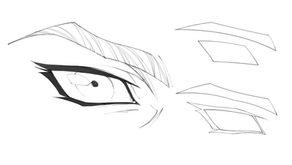 Stupid Simple Method For Drawing Eyes