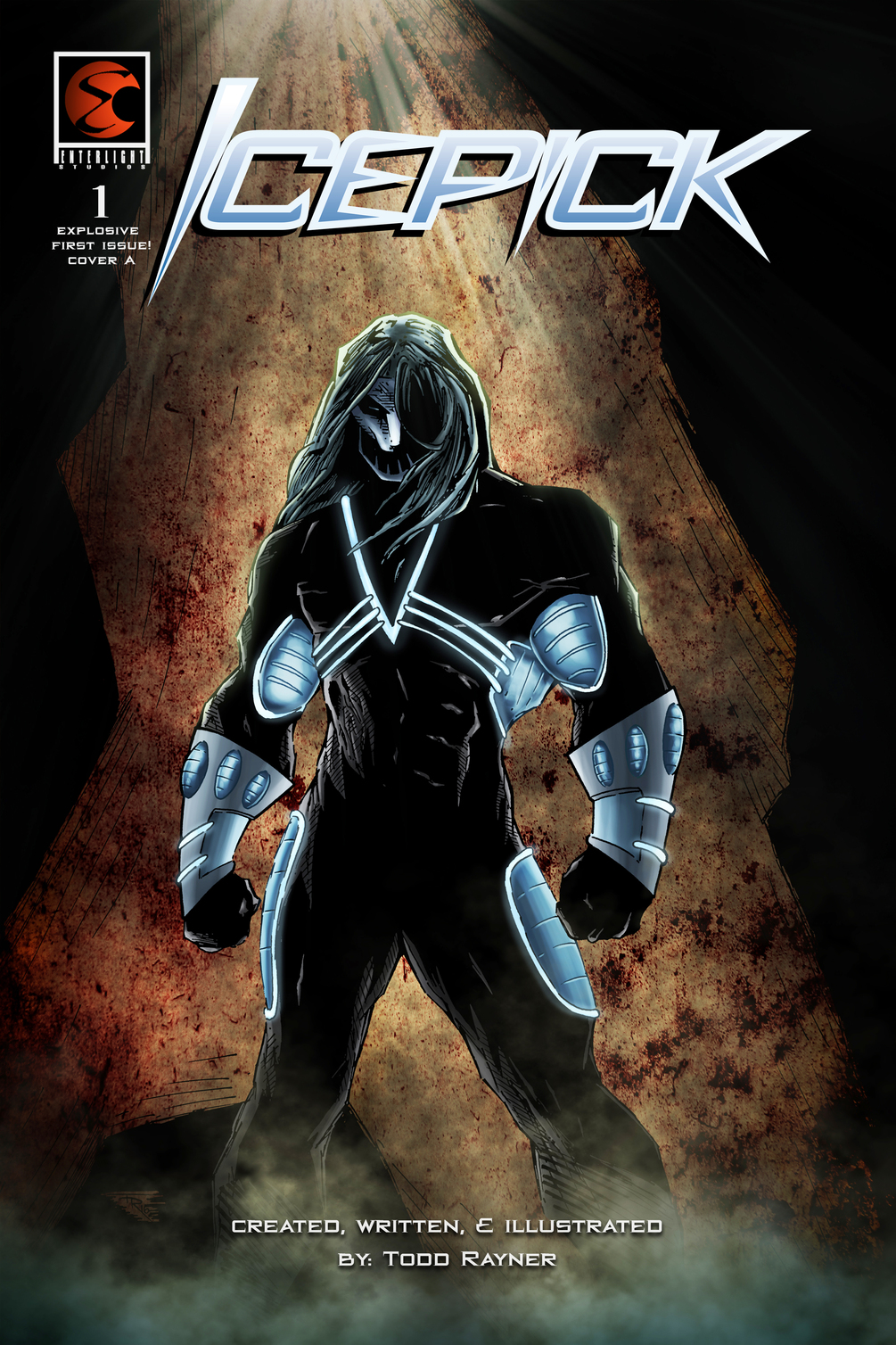 Icepick #1 - Cover