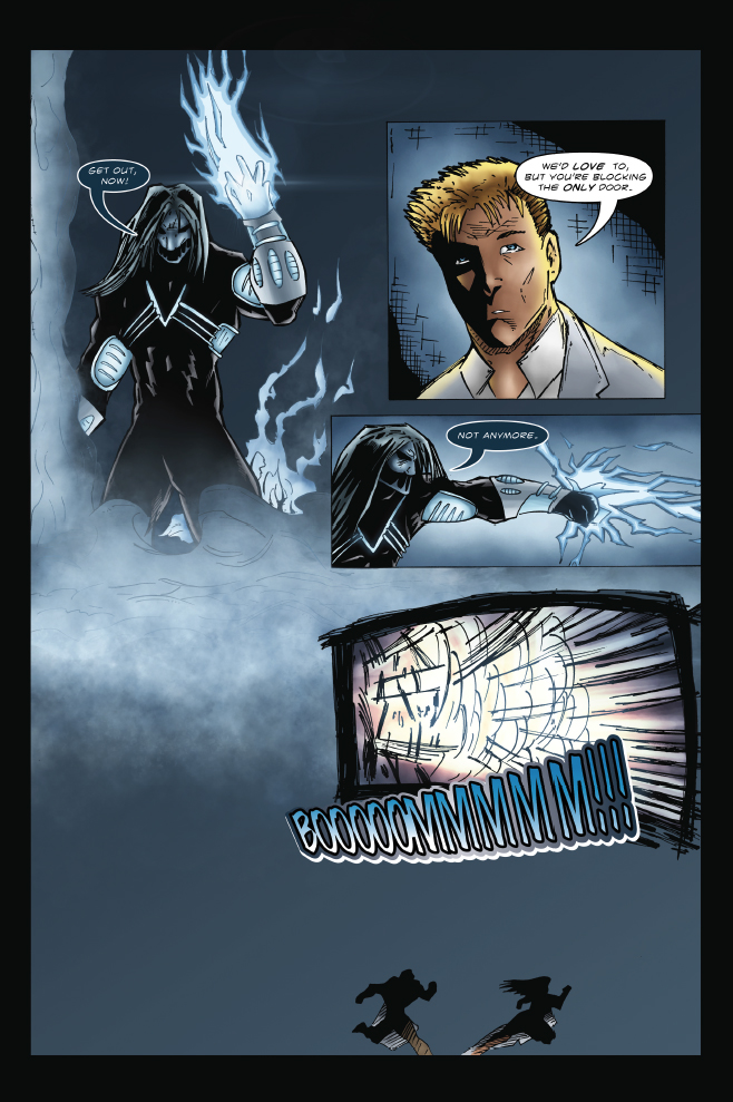 Icepick #1 - Preview 2
