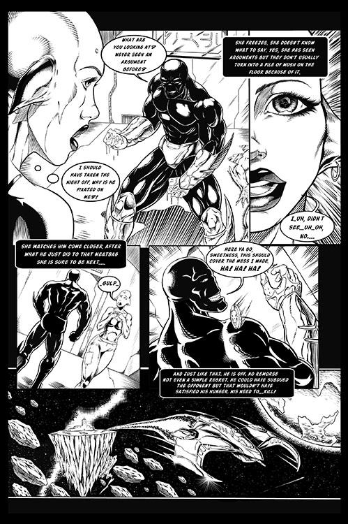 Blackstone Eternal #1 - Preview 3