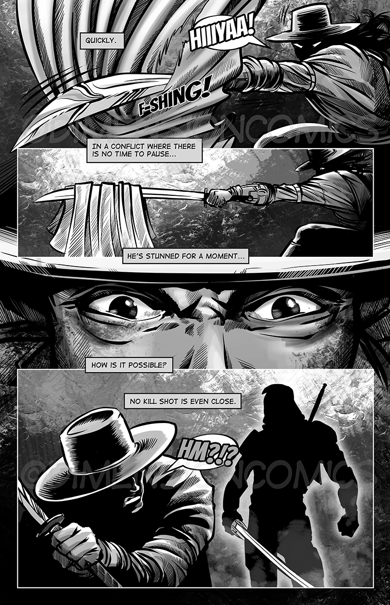 Severed Souls #4 - Preview 3